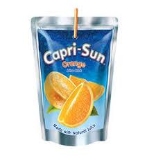 capri sun orange juice ings and