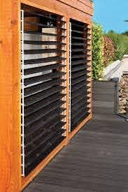 Flex Fence Bracket Patio Blinds Outdoor Blinds Curtains With Blinds