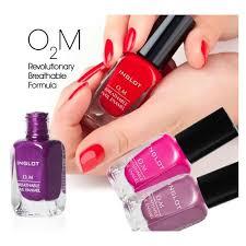 inglot o2m breathable nail polish