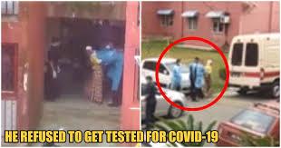 Viral, Ditangkap Karena Enggan Tes Covid-19 Setelah Ikuti Tabligh Akbar di Malaysia