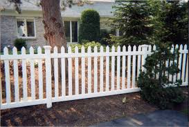 Good Neighbor Picket New York State Fence