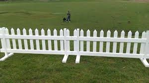 Free Standing White Picket Fence Panels Pvc Fence Fence Backyard Fences