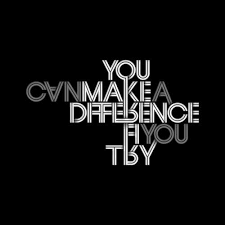 wallpaper you can make a difference if