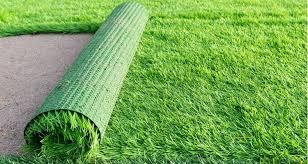 of installing artificial grass