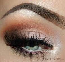 smokey eyes makeup steps with pictures