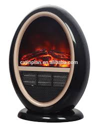 indoor heater ball electric fireplace