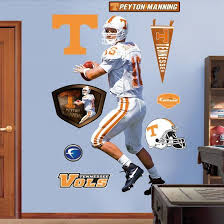 Peyton Manning Tennessee Wall Decal Allposters Com