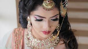best asian bridal makeup tutorial by