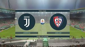 JUVENTUS vs CAGLIARI - Full Match ...