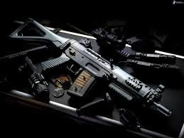 heckler koch g36 weapon gun military