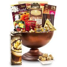 attractive chocolate gift basketgift