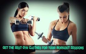 gym clothes for your workout sessions