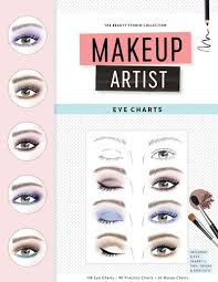 makeup eye charts colorista books