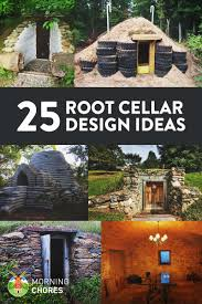 25 diy root cellar plans ideas to