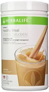 herbalife formula 1 nutritional shake