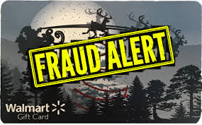 the walmart gift card fraud scam that