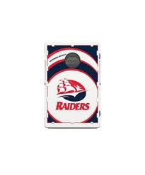 Victory Tailgate Shippensburg Raiders Baggo Bean Bag Toss Cornhole Game Vortex Design Hibbett City Gear