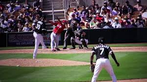 WHITE SOX AARON BUMMER VS REDS SPRING TRAINING 2020!!! - YouTube