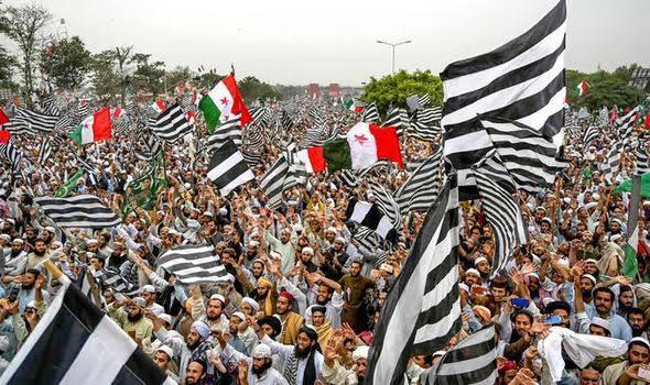 "Image result for imran khan protest"""