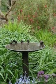 Metal Bird Baths Ideas On Foter