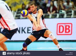 Osaka, Japan. 17th Sep, 2017. Aaron Russell (USA) Volleyball : FIVB Stock  Photo - Alamy