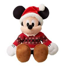 Christmas Mickey Mouse Hat PNG Download Image