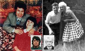 The most evil love of all: Serial killers Rose West and Myra Hindley were  lovers in prison | Daily Mail Online