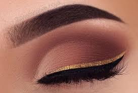 natural eye makeup for brown eyes step