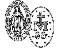 Image result for miraculous medal design
