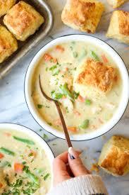 en pot pie soup delicious