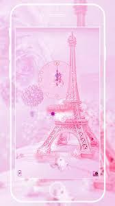 قفل الشاشة باريس برج ايفل الوردي For Android Apk Download