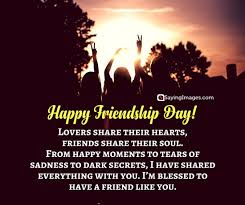 friendship day quotes messages cards