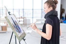 6 dicas essenciais para começar a pintar telas com tinta a óleo