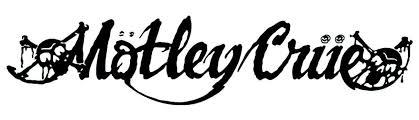 Motley Crue Logo Vinyl Decal Sticker