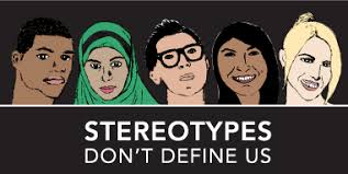 Writing about stereotypes