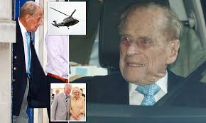 Prince Philip released from hospital ...