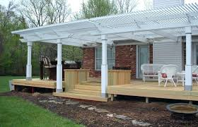 porch roof outdoor and landscape ideas