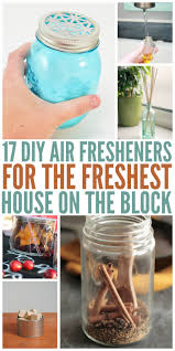 17 diy air fresheners for the freshest