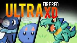 GBA] Pokemon Ultra Fire Red XD v1.26 - Pokemoner.com