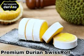 Four Seasons Durians Singapore - Durian Pastry Bakery - SHOPSinSG