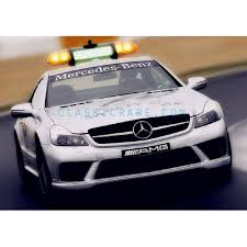 Mercedes Benz Windshield Decal Style 2