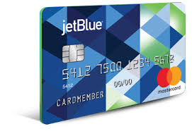 jetblue card airline points credit