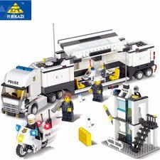 Mua Bộ đồ chơi xếp hình lego siêu cảnh sát giá rẻ 399.000₫