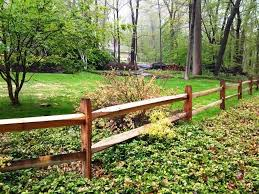 Rail Rustic Split Rail Fence One Day Fence Landscaping Farmhouse Landscaping Fence Design