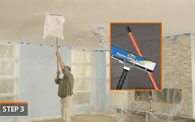 how to remove popcorn ceilings the