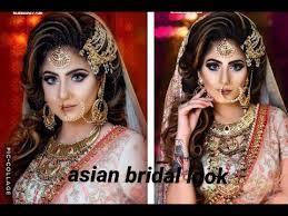 bollywood south asian bridal makeup