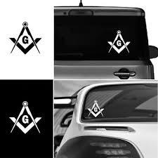 Shriner Logo Masonic Decal Sticker Freemason Truck Car Auto Window 3 49 Picclick