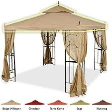 arrow gazebo replacement canopy