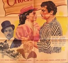 CHUCHO EL ROTO CARLOS BAENA ADRIANA ROEL Original MEXICAN MOVIE POSTER 1959  - $24.99 | PicClick