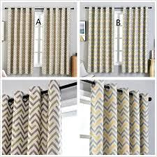 2020 Jarl Home Geometry Blackout Curtains For Living Room Windows 100 200cm Short Polyester 80 Darkening Grommet Curtain For Kids Bedroom From Jarlhome 13 67 Dhgate Com